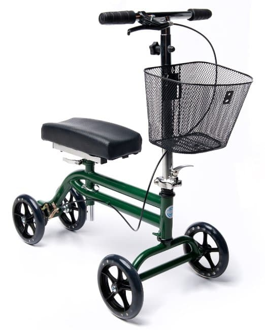 Best Knee Scooter for a Broken Leg