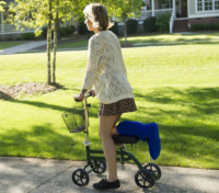Top Ten Reasons to Use a Roll About Scooter