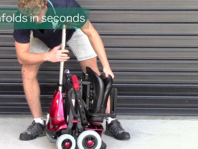The Fundamentals Of A Folding Mobility Scooter